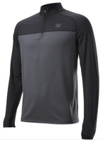 Wilson Staff Men's Series Thermal Tech Pullover 1/2 Zip Shirt Top WGA700637