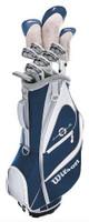 Wilson Women's Profile XD Golf Complete Set Cart Ladies (10 Clubs) (Left Hand)