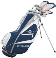 Wilson Women's Profile XD Golf Complete Set Carry Ladies (10 Clubs) (Left Hand)