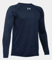 Under Armour Men's Locker Long Sleeve Crew Tee T-Shirt Jersey UA Color Choice