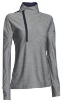 Under Armour Women's Hotshot 1/2 Zip Athletic Workout Top Shirt Color Choice