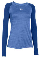 Under Armour Women's Novelty Locker Long Sleeve Tee Top Shirt Color Choice