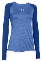 Under Armour Women's Novelty Locker Long Sleeve Tee Top Shirt Color Choice