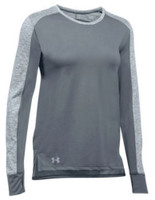 Under Armour Women's Favorite Long Sleeve Athletic T-Shirt Tee Color Choice