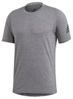 Adidas Men's Performance Rush Freelift Tee T-Shirt Crew Neck Athletic Work-out
