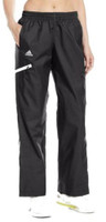 Adidas Women's Team Sport Woven Wind Pant Sweatpant Zip Pocket Track Pant
