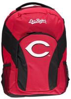 "Northwest MLB Cincinnati Reds Draftday Backpack 18""x 12"" Front Pocket Ohio"