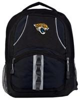 """Northwest NFL Jacksonville Jaguars Captains Backpack 18.5""""x 13"""" Front Pocket FL"""