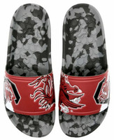 Hype Unisex University of South Carolina Collegiate Slydr Sandal Shoe Shower
