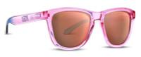 Epoch Eyewear LXE Sport Sunglasses– Pink Frame & Polarized Rose Gold Lenses