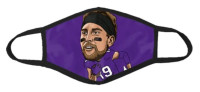 Shinesty NFL Players Association Adam Thielen Reusable Protective Face Mask
