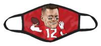 Shinesty NFL Players Association Tom Brady Reusable Protective Face Mask