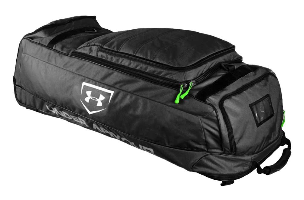 f78d3cf70a ... Equipment Bags  Under Armour Baseball Softball Wheel House Deluxe  Roller Bag UASB-DRB. Back to Previous Page. Image 1