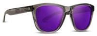 Epoch Eyewear LXE Sport Sunglasses – Gray Frame & Polarized Purple Lenses