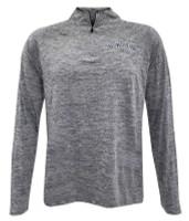 Fanatics Men's MLB New York Yankees Primary Wordmark ¼ Zip Long Sleeve Pullover