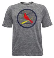 Fanatics Men's MLB St Louis Cardinals Iconic Element Short Sleeve Crew Neck Tee