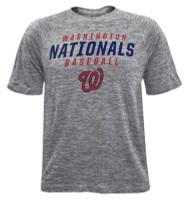 Fanatics Men's MLB Washington Nationals Mad Dash Short Sleeve Crew Neck T-Shirt