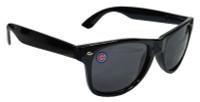 Optic Nerve Chicago Cubs Ribbie Classic Sunglasses – Blue Frame & Black Lenses