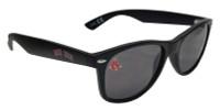 Optic Nerve Boston Red Sox Ribbie Sunglasses – Black Frame With Black Lenses