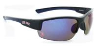 Optic Nerve Boston Red Sox Hot Corner Sunglasses, Black Frame & Mirrored Lenses