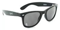 Optic Nerve Chicago White Sox Ribbie Sunglasses – Black Frame With Black Lenses