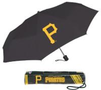 Storm Duds Pittsburgh Pirates Super Mini 42 inch Coverage Folding Umbrella
