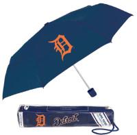Storm Duds Detroit Tigers Super Mini 42 inch Coverage Folding Umbrella