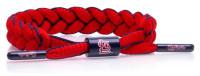 Rastaclat Baseball St Louis Cardinals Infield Braided Bracelet – Red and Blue