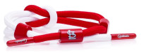 Rastaclat Baseball St Louis Cardinals Outfield Knotted Bracelet – Red & White