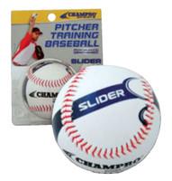 CHAMPRO SPORTS Baseball Pitcher Training Ball, Develop Your SLIDER CBB822