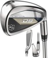 Wilson D9 Men's Golf Iron Set Men's Right Hand Steel 4 & 5 Hybrid,6-PW, GW