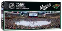 MasterPieces NHL Minnesota Wild Stadium Panoramic 1000 Piece Jigsaw Puzzle