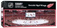 MasterPieces NHL Detroit Red Wings Stadium Panoramic 1000 Piece Jigsaw Puzzle