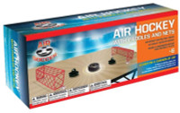 Maccabi Art Classic Air Hockey Table Top Set With Paddles & Nets Action Game