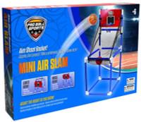 Maccabi Art Pro Ball Mini Air Slam Basketball Hoop Arcade, Adjustable Height