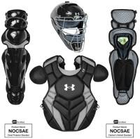 Under Armour Pro 4 Junior (10-12) Baseball/Softball Catchers Gear Set