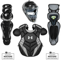 Under Armour Pro 4 Senior (12-16) Baseball/Softball Catchers Gear Set