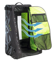 Grit Inc. Flex Hockey Tower Large Equipment Bag 36-Inch, Black FLX1-036-B
