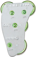 CHAMPRO SPORTS Baseball/Softball Umpire 4-Dial Steel Indicator A038P