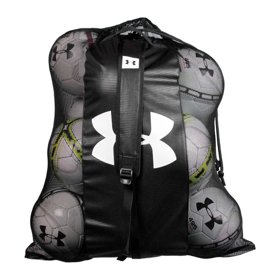 4d7e1e06 Under Armour Hauler Mesh Ball Bag, Soccer, Football, Basketball UASB-MBB