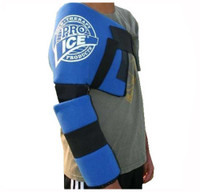 Pro Ice Youth Shoulder/Elbow Cold Therapy Wrap. Ultimate Pain Relief. PI220