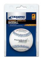 CHAMPRO SPORTS Random Rebound Practice Baseball, Infield Practice CBB69