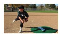 "Portolite 4"" High Portable Baseball Pitching Mound 46""x48""x4""H TPM-4468"