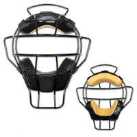 Champro Adult Baseball Umpire Ump Face Mask Bio Fresh 23 oz. Black CM71B