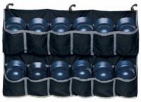 Easton Team Hanging Helmet Bag, Holds 12 Helmets A163143BK
