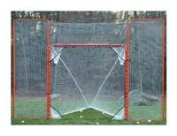 EZGoal Lacrosse Rebounder Backstop (Center Goal Not Included) 87616