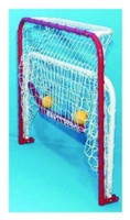 EZGoal Mini Folding Goal, Knee Hockey Net, with 2 Sticks and 3 Balls, 67200