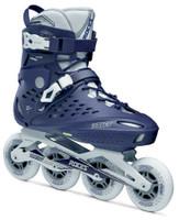 Roces Women's Vidi Inline Fitness Skates White/Plum. 400471 00002