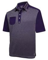 Ogio Men's Golf Relay Polo Short Sleeve Shirt, 1520