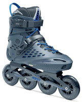 Roces Men's Vidi Fitness Inline Skates Blades Charcoal/Strong Blue. 400470 00001